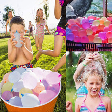 Summer Toys Balloons Games Outdoor-Game-Toy Party Rubber for Kids 100PCS Latex Rapid-Injection