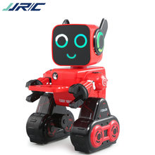 Original JJRIC R4 haute Endurance enfants Intelligent télécommande Robot chant danse programmation Robot(China)