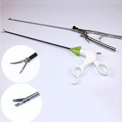 Instrumento de entrenamiento laparoscópico simulador fórceps de Porta agujas tenazas separadoras equipo educativo