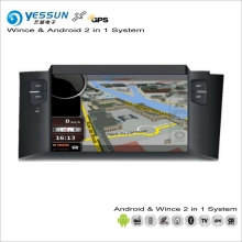 YESSUN para Citroen C4L/C4/DS4 2010 ~ 2017 coche Multimedia Android Radio CD DVD Player GPS Navi navegación de Video de Audio estéreo
