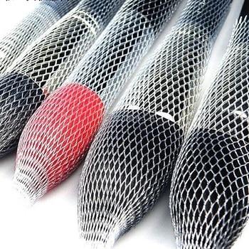 ZZDOG Makeup brush net set Environmentally friendly materials Bristles protection tool Makeup brush companion Portable