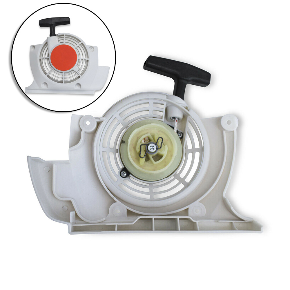 Recoil Assembly For STIHL FS400/FS450/FS480 Lawn Mower Parts Replace 41280802101 New Arrivals Replacement