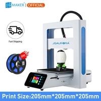 JGMAKER Updated A3S 3D Printer Diy Kit High Percision Resume Printing Filament Sensor Power Supply with 0.25kg Filament JGAURORA