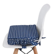 Baby Dining Chair Booster Cushion Removable Kids High chair Seat Pad Chair Heightening Cushion Child Chair Seat Pram Chair Pad pudcoco baby booster seats children booster chair cover pad baby kids dining seat soft leather cushion pad