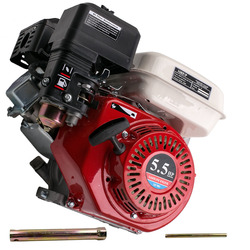 Benzin Motor Direkter ersatz für Honda GX160 4 Takt-benzinmotor 5.5HP 160cc Pullstart 168F 4T 3/4 Welle