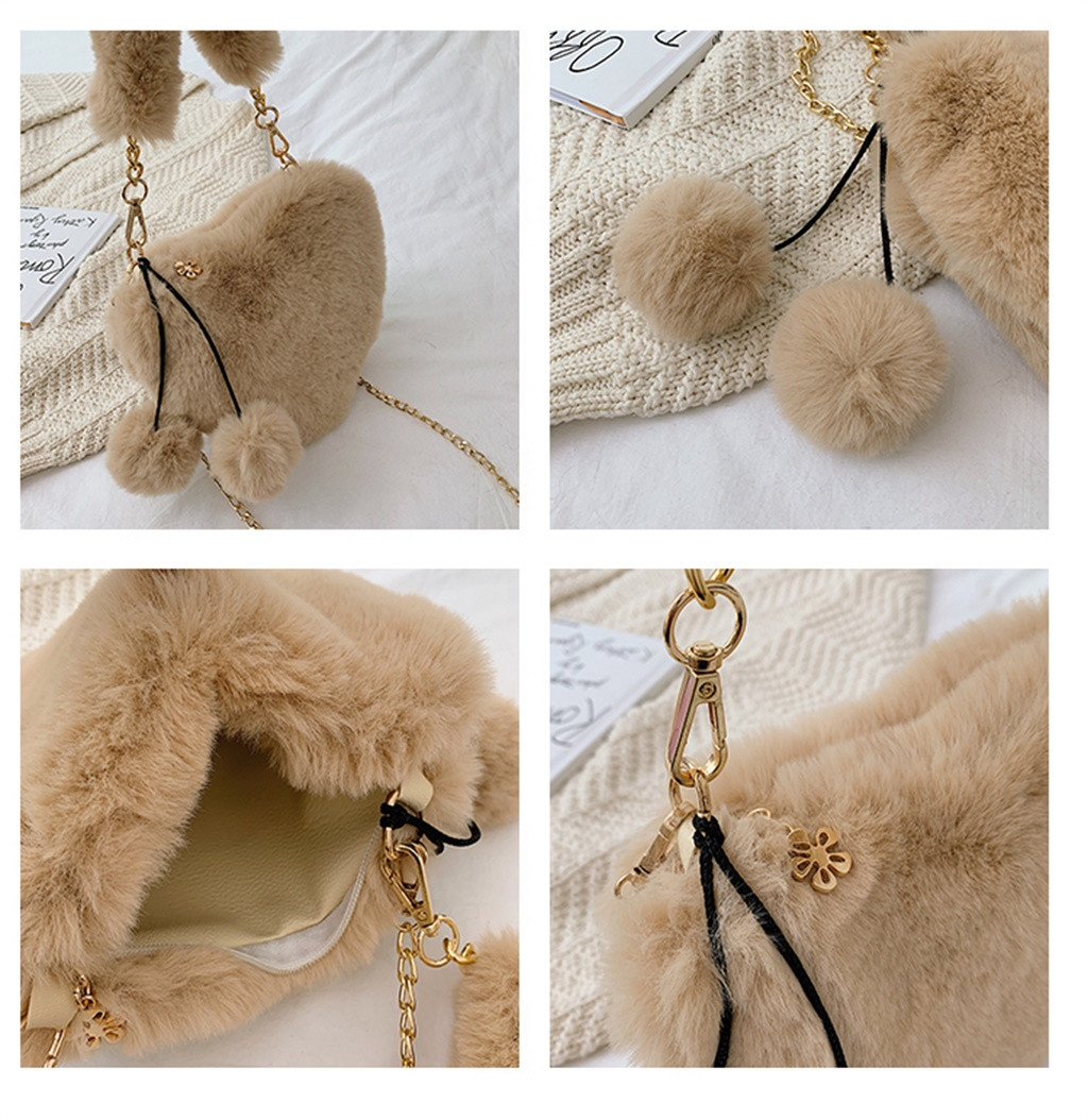 H55a7c96acaa7476ba741d06b18c93ae0Z - Fashion Women Handbags | Cute Fluffy Fur