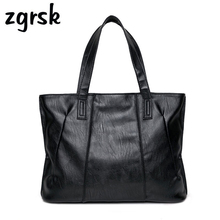 Women Fashion Brand Women Handbag PU Leather Shoulder Bag Solid Designer Casual Totes Large Capacity Ladies Handbag Sac A Main все цены