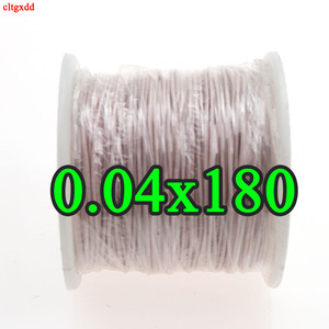 Image 3 - 0.04X180 shares Litz wire multi strand polyester silk envelope from the sale of copper wire one meter yarn envelope 40 meters