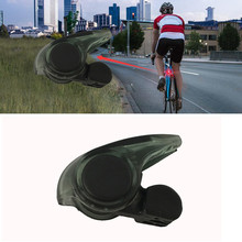 Portable Mini Brake Bike Light Mount Tail Rear Bicycle Cycling LED Wheel Accessories Lamp 9.4