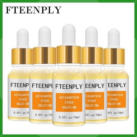 fteenply astaxantina reparacao protetor solar soro acido hialuronico facial clareamento hidratante essencia rosto nutritivo cuidados