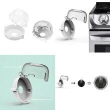 2x Gas Knob Cover Safety Kitchen Stove Knob Protetcive Cap Child Proof