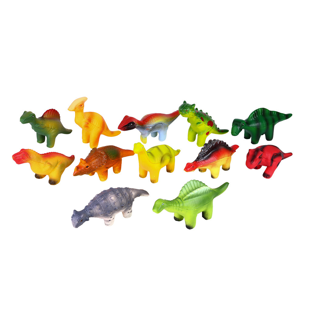New Simulation Slow Rebound Dinosaur Slow Rising Cute Dinosaur Creamy Scent For Kids Party Toys Stress Reliever Toy  L103