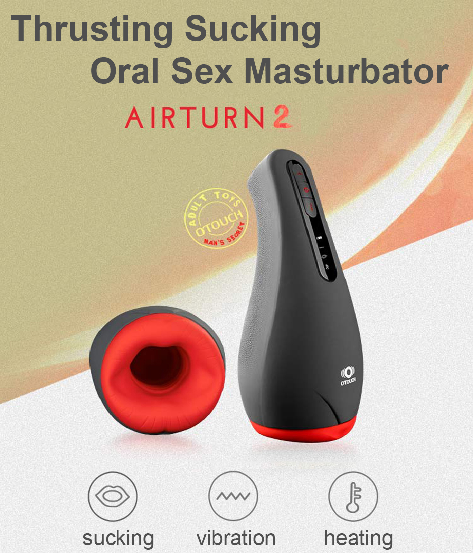 Airturn Sucking Male Masturbator Constant Heating Multi Thrusting <font><b>Vibrating</b></font> Simulation Vagina Shrink Oral <font><b>Sex</b></font> <font><b>Toys</b></font> <font><b>For</b></font> <font><b>Adult</b></font> <font><b>Men</b></font> image