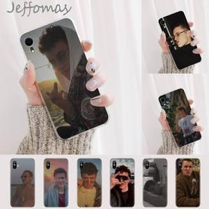 Spanish TV series Elite aron piper Phone Case For iphone 12 5 5s 5c se 6 6s 7 8 plus x xs xr 11 pro max