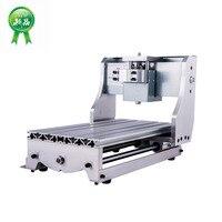 Quadro cnc da máquina de trituração do gravador para diy 3020 parafuso da esfera