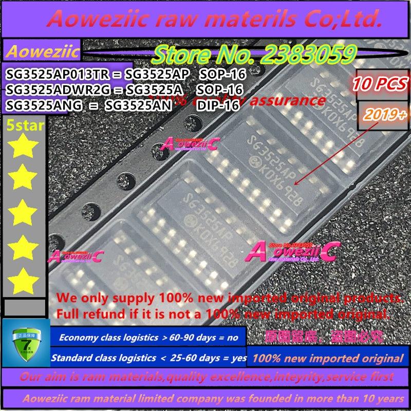 100% New Imported Original SG3525AP013TR SG3525AP SG3525ADWR2G SG3525A  SOP-16 SG3525ANG SG3525AN DIP-16 Switching Power SG3525