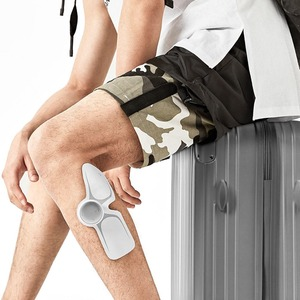 Image 5 - Youpin LF أربعة عجلة القيادة تدليك ماجيك ملصق الذكية جهاز مساج كهربائي محفز الجسم الاسترخاء العضلات العمل ل Mijia App