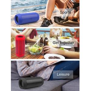 Image 5 - KEBIDU High Power Bluetooth Speaker Portable Wireless Loudspeakers Sound Bar for Computer Music Player Waterproof IPX7 Speaker