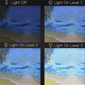 Image 3 - A4 LED אור Pad עבור יהלומי ציור, USB מופעל 5D יהלומי רקמת אביזרי אור לוח ערכת כלים
