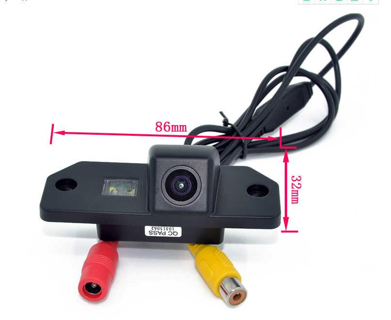 HD CCD Đặc Biệt Phía Sau Xe Ngược Dự Phòng Camera Chiếu Hậu Đảo Chiều Đỗ Xe Máy Ảnh Cho Xe Ford Focus Sedan   C-MAX   mondeo