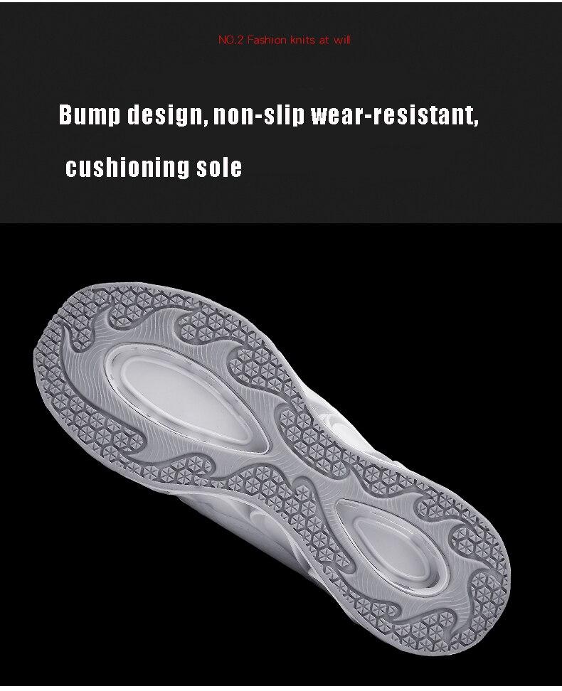 para os homens respirável sapatos esportivos ao