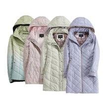 Promotions Last few pieces coat Coat Women Long Coat Hooded parkas Warm Clothe p