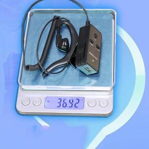 Image 3 - (2 PCS)EMIP  MINI Walkie Talkie Portable VHF Handheld Ham Ultra small Radio Communicator HF Transceiver with Earpiece