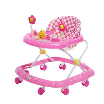 2020 Baby Walker Anti-rollover Multi-function Foldable with  Baby Walker Boy Girl Baby Walker Walker  Kids Walker  Baby Walkers new design baby walker multifunctional music plate u type folding easy anti rollover safety scooter baby walkers portable carry