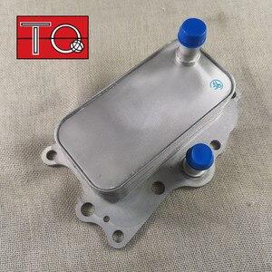 Image 1 - Oil Cooler 25192111 / 4818024 / 4820862 / 96868256 / 381590247