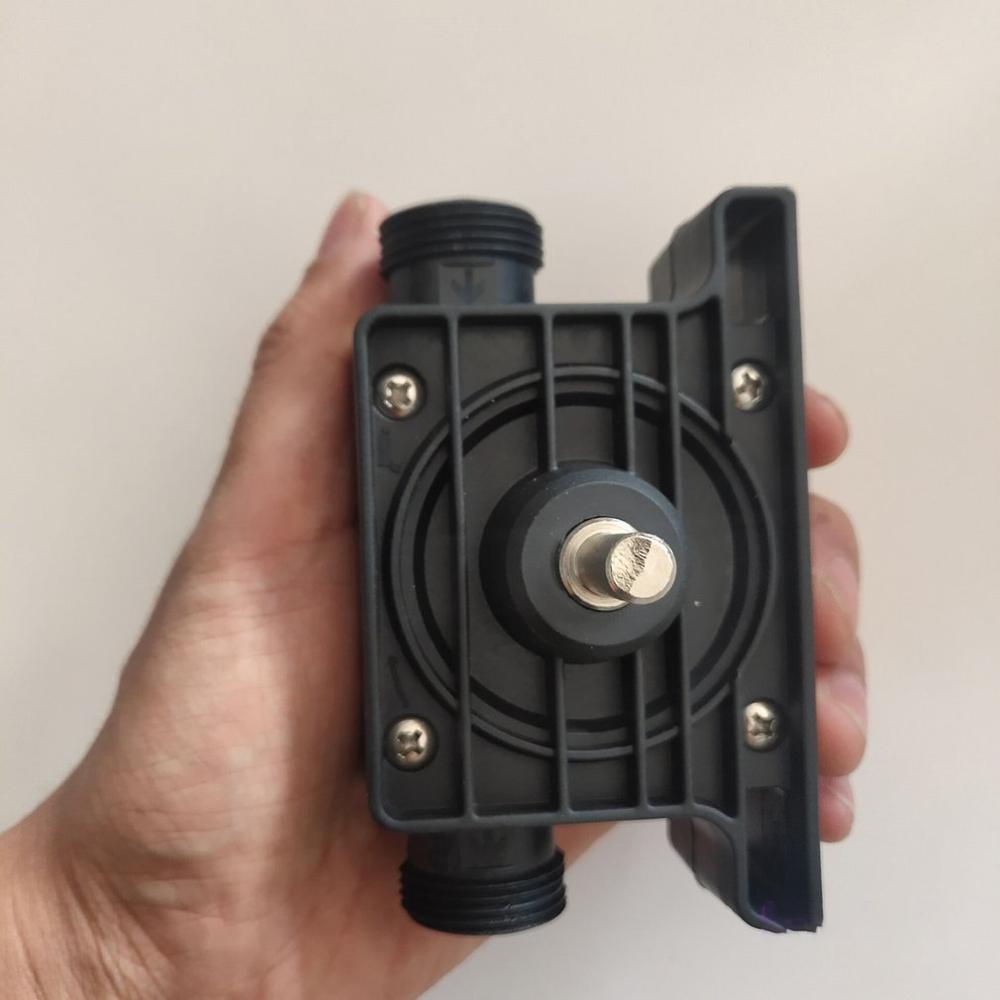 Hand Electric Drill Pump Miniature Self-Priming Pump Household Small Water Pump Hand Drill Drive Dc Pump Diesel Pump