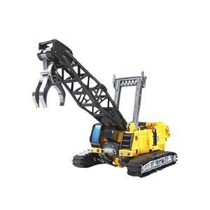 Image 5 - Трансформация SS42 SS37 Rampage SS47, высокая башня SS41, скрапметаллические фигурки, автомобиль, робот, игрушки, подарки для мальчиков