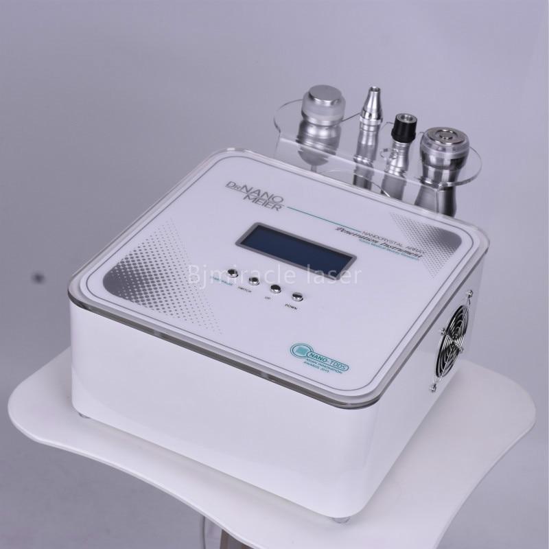 Multifunction Skin Peeling Microdermabrasion Facial Lifting Machine 4 IN 1