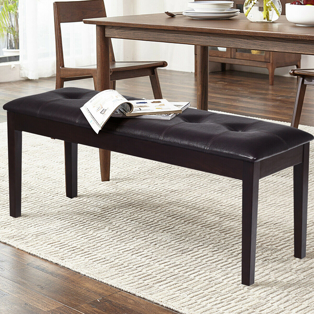 Upholstered Dining Room Bench  5