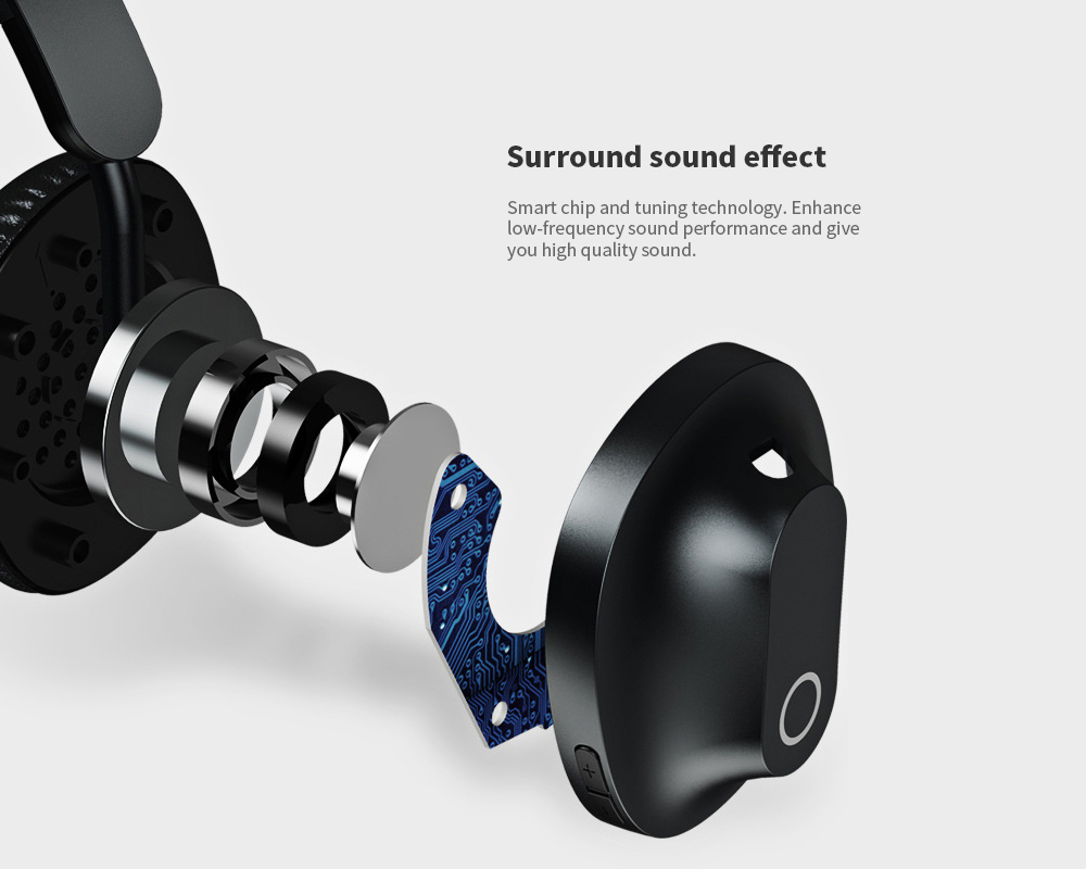 REMAX RB-550HB Bluetooth 5.0 Wireless Headphones 6