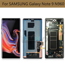 For Samsung Galaxy Note 9 LCD N960F N9600 N960U Display Touch Screen Digitizer Assembly For Samsung note 9 Display Burn Shadow