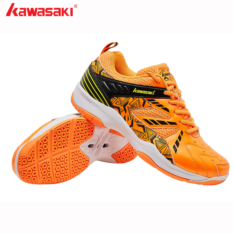 2020 Kawasaki Sneakers For Badminton Sports Shoes Professional Tennis Men's  Shoes Comfortable Anti-Slippery K-080