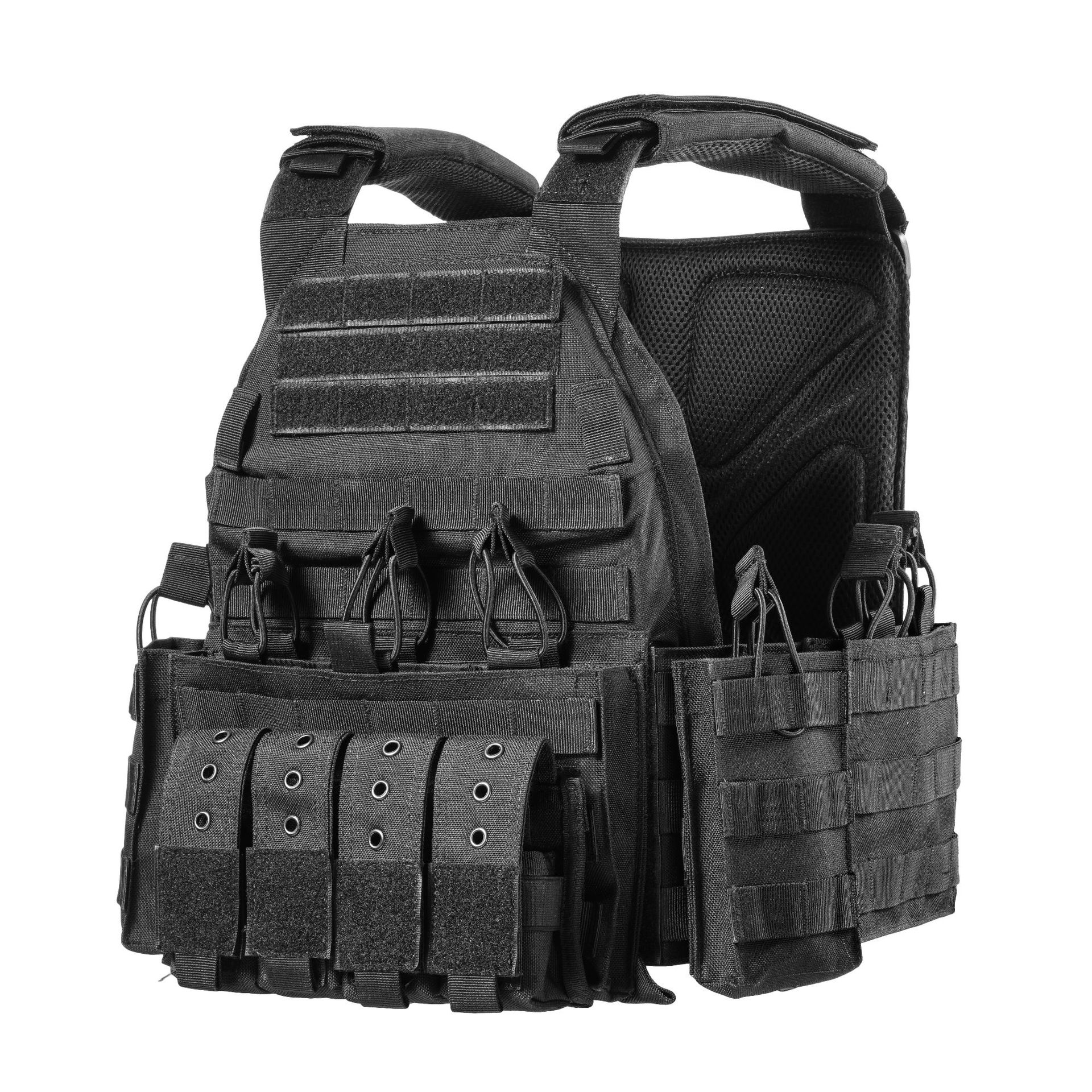 Yakeda Nylon Multi-functional Field Operations Tactical Vest Outdoor Tactical Vest Sports Equipment Manufacturers Wholesale