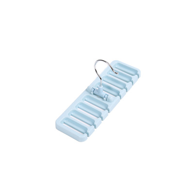 Вешалка для одежды, органайзер для одежды, 1 шт., многослойная вешалка для одежды, вешалка для одежды, Perchas Para La Ropa, крючок, вешалки - Цвет: 4 23cmx7.5cmx10.8cm