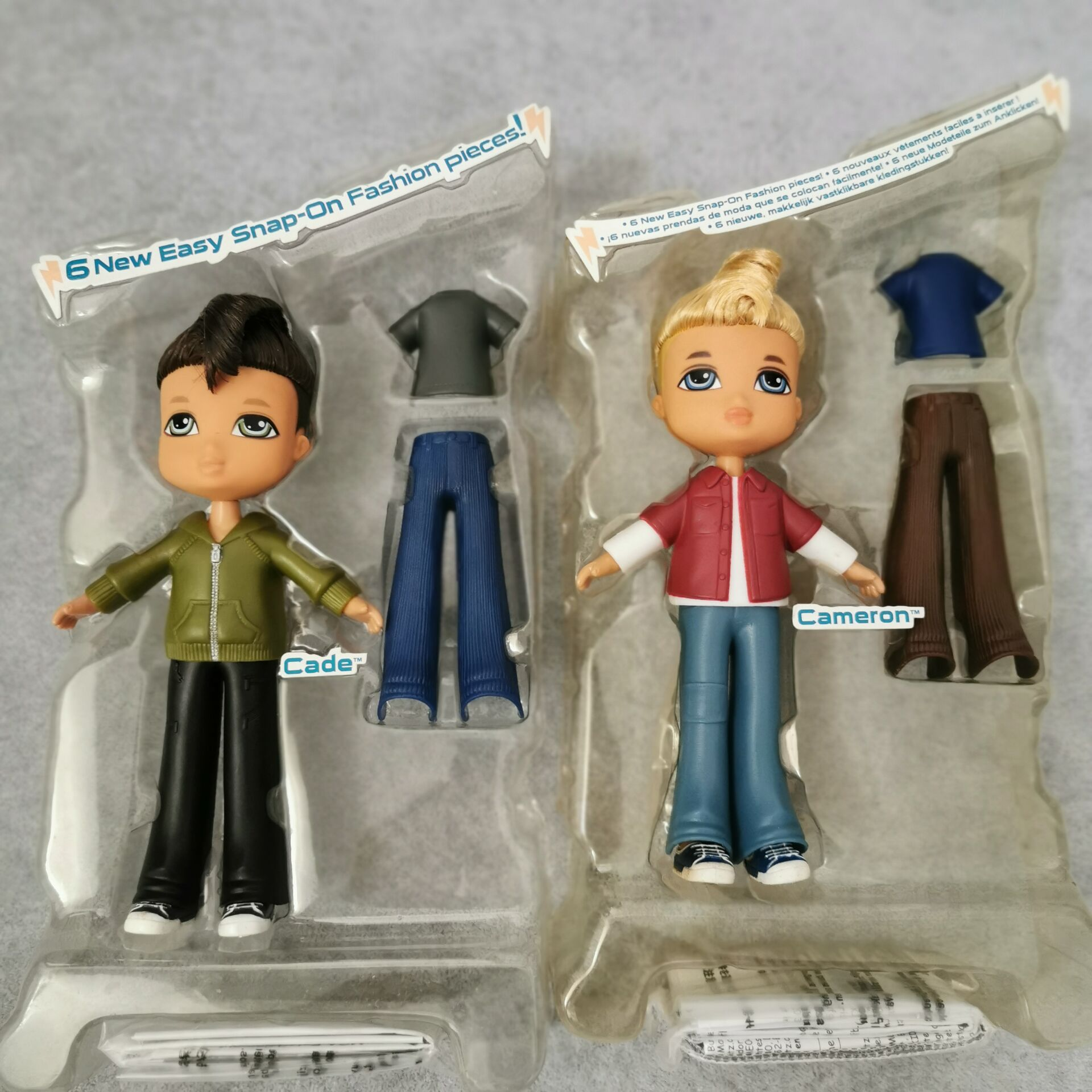 Bratz Passion For  Fashion  Doll Figure Toy 1 PCS