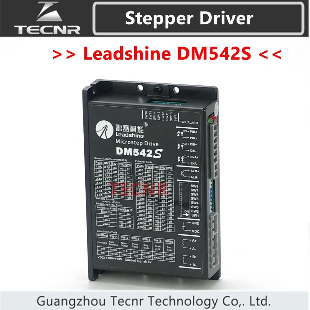 Original Leadshine <font><b>DM542S</b></font> Stepper Driver 2Phase VDC20-50V replace old model DM542 image
