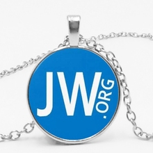 2019 New JW Fashion Trend Time Broken Glass Pendant Necklace Birthday Gift Clothing Ornament
