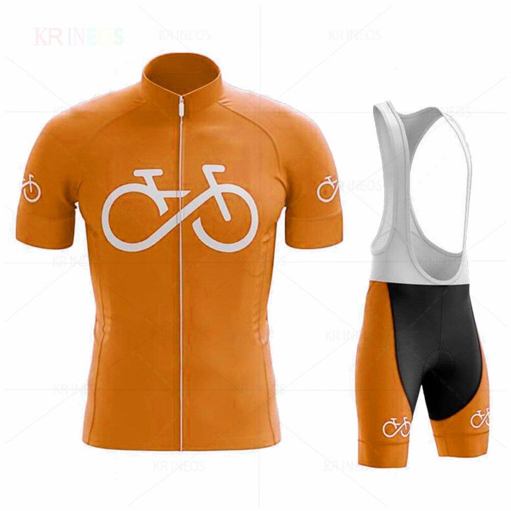 kuota Cycling Sets, Summer Cycling Uniform, Road Cycling Jersey Set 2020ITALIA, MTB Bike Jerseys, Breathable Cycling Clothing nw 5