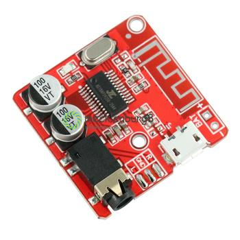 Mini MP3 Bluetooth 4.1 Lossless Decoder Stereo Output Board Car Speaker Amplifier Micro Usb Module Circuit Board Module 3.7V 5V image
