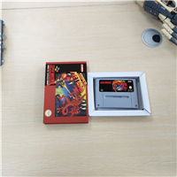 Super Metroided - EUR Version RPG Game Card Battery Save With Retail Box image