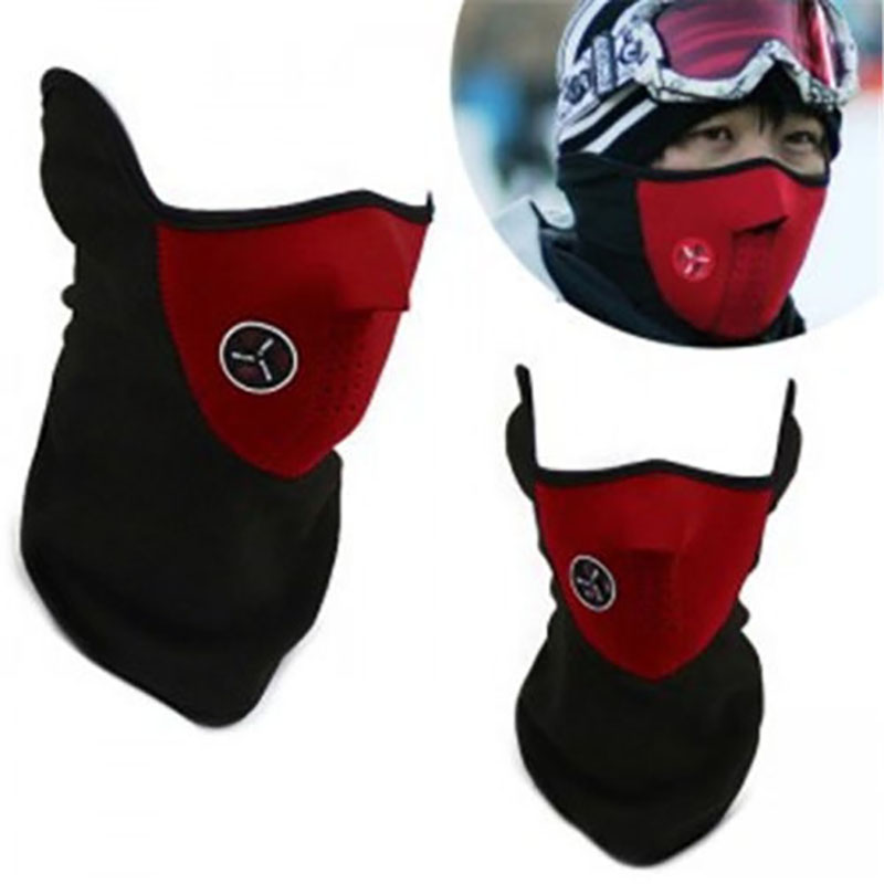 3 Colors Polyester Face Mask Outdoor Riding Riding Mask Scarf Climbing Motorcycle Headscarf For Windbreak Skiing For Warmth