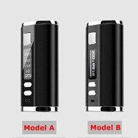 TC 200w caja mod con 2200mAh construido en batería de 510 hilos tensión regulable mod de cigarrillo electrónico