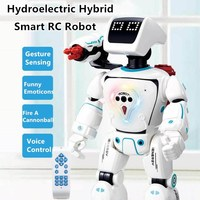 Hydropower Hybrid Power Intelligent RC Robot 30mins Singing And Dancing Popular Science Teaching Voice Dialogue Children's Toys