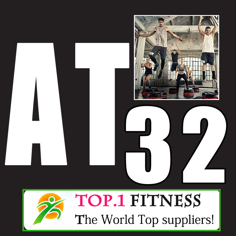 [Hot Sale]Latest Release 2020.02 Q1 New Course Physical Fitness Training AT32 Boxed+ Choreography