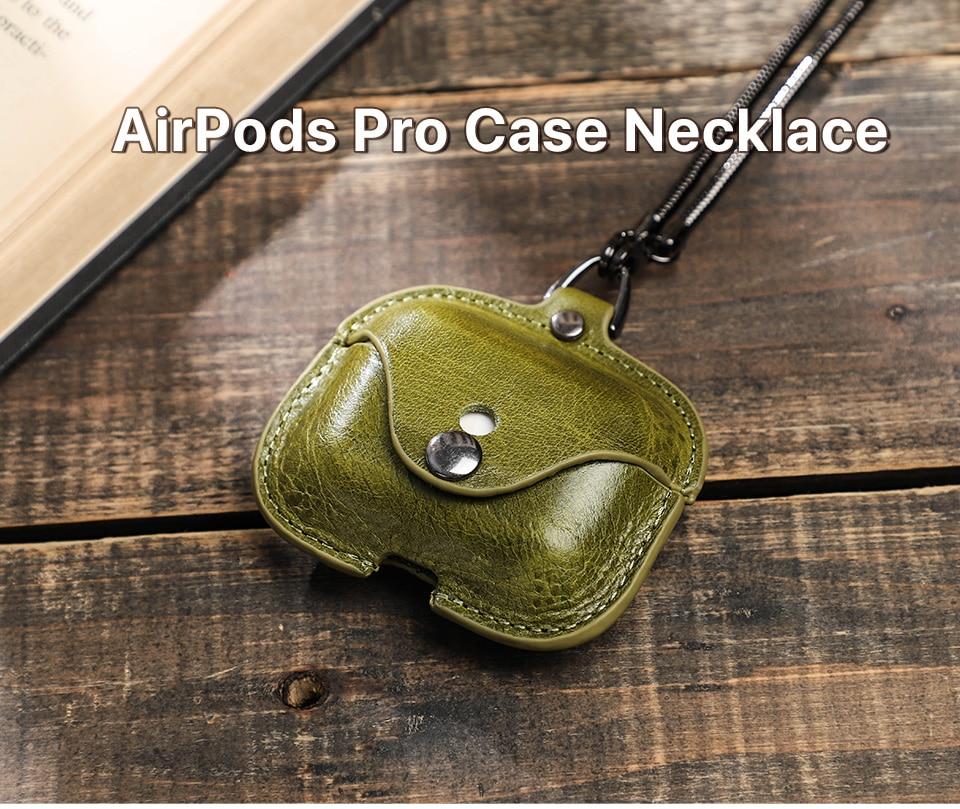 sem fio capa para airpods pro com chaveiro gancho