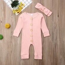 Spring Fall Newborn Baby Girl Boy Clothes Long Sleeve Knitte